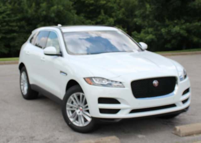 certified pre owned 2018 jaguar f pace 25t prestige 4d sport utility in louisville j81493s. Black Bedroom Furniture Sets. Home Design Ideas