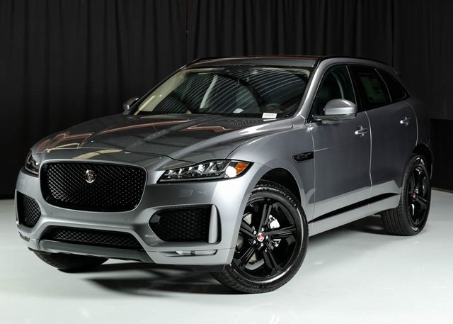 Jaguar Suv F Pace >> New 2020 Jaguar F Pace 25t Checkered Flag With Navigation Awd