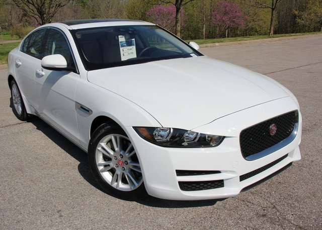 certified pre-owned 2018 jaguar xe 25t premium 4 door sedan in