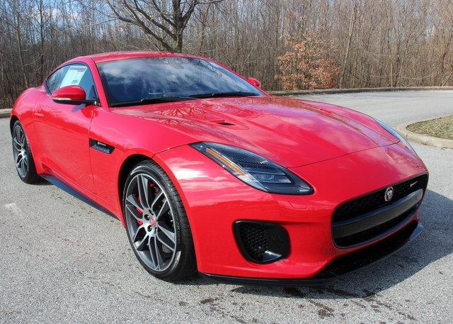 Jaguar F Type Coupe >> New 2019 Jaguar F Type R Dynamic With Navigation Awd