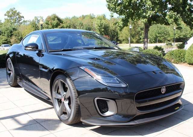 New 2018 Jaguar F-TYPE 400 Sport