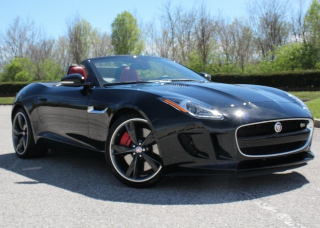 Certified Pre-Owned 2015 Jaguar F-TYPE S